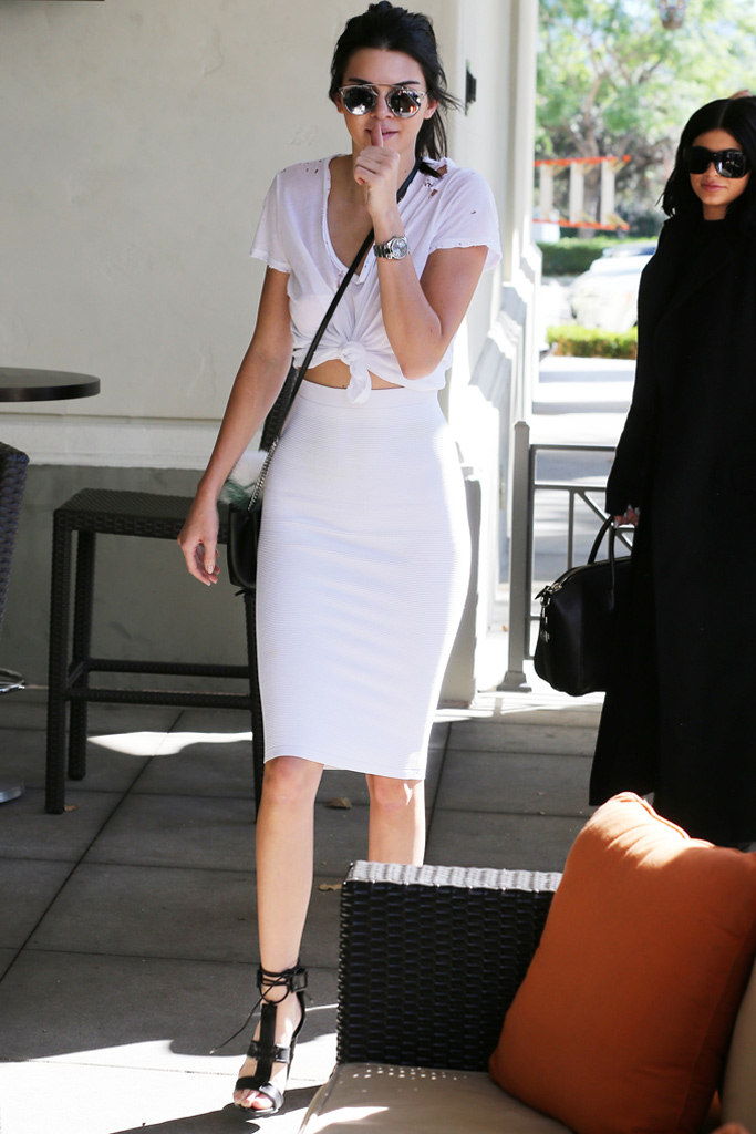 Kendall Jenner Shoes