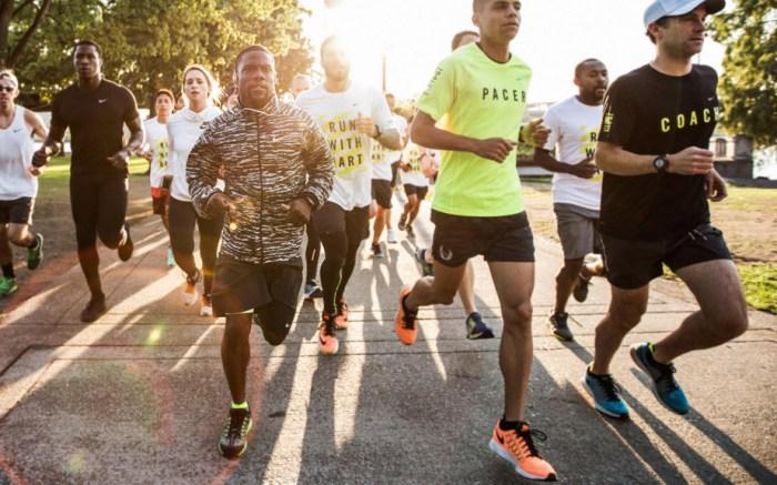Kevin Hart Nike Run 5K