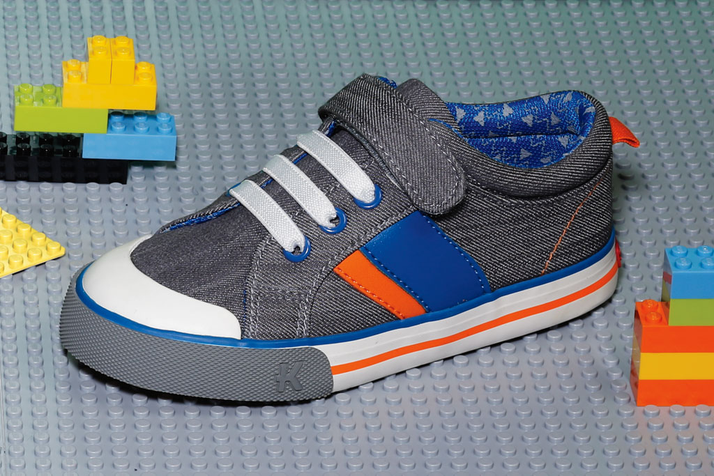 Boys' sneakers for fall