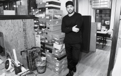 Kith NYC Ronnie Fieg