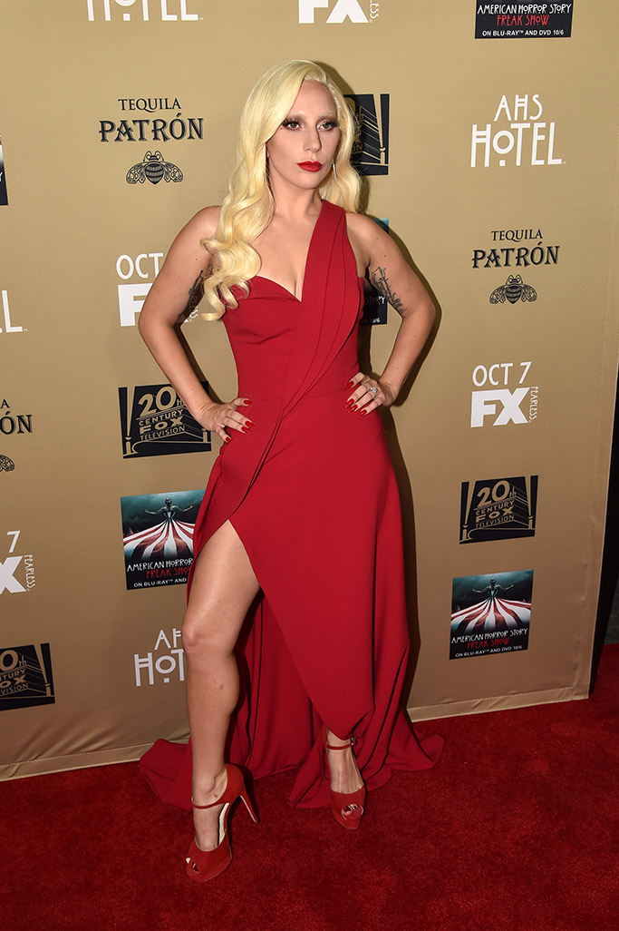 Lady Gaga American Horror Story Hotel Fashion