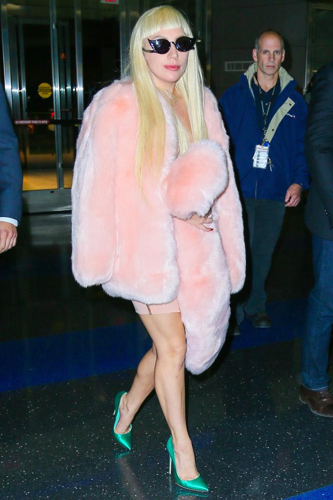Lady Gaga Brian Atwood Shoes