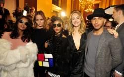 Stella McCartney Paris Fashion Week Front