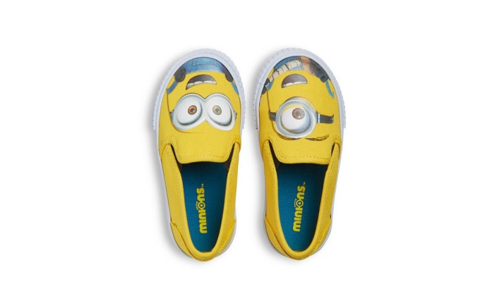 Minion Shoes For Kids