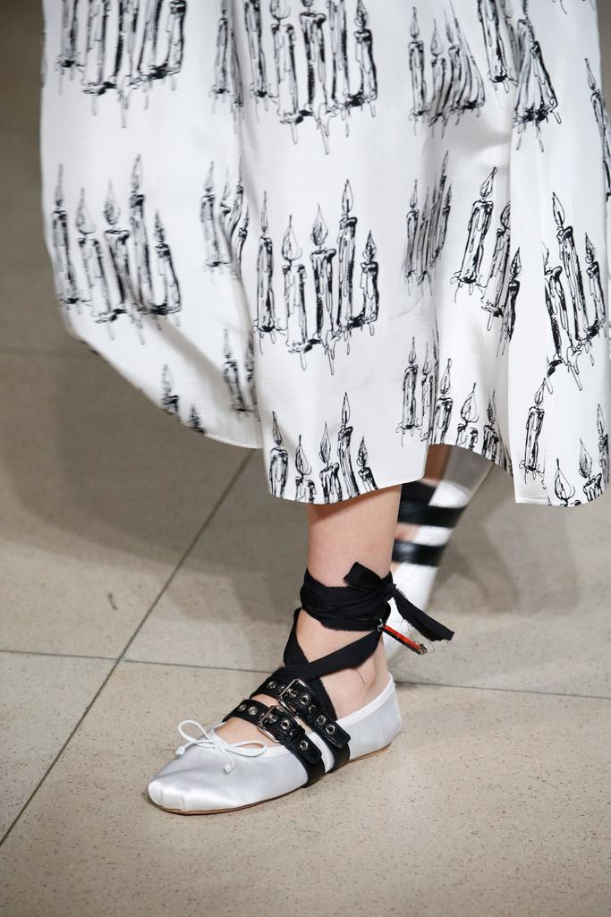 Miu Miu Spring 2016 Paris Fashion Week