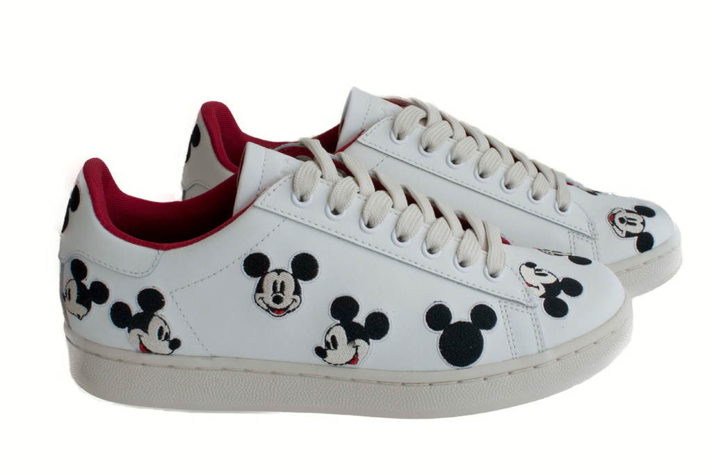 M.O.A. Unveils Mickey Mouse Sneaker