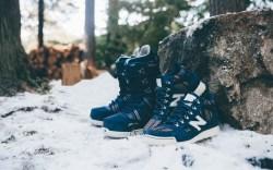 Burton x New Balance Shoes Snowboarding
