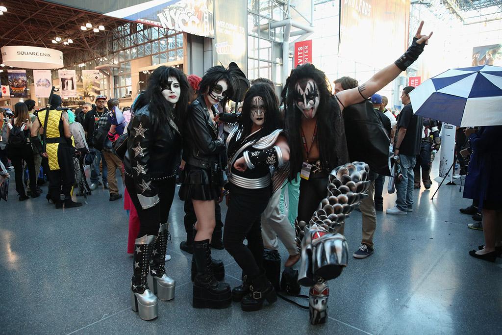 New York Comic-Con 2015 Crazy Shoes
