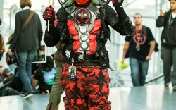 The Craziest Shoes From New York Comic-Con 2015