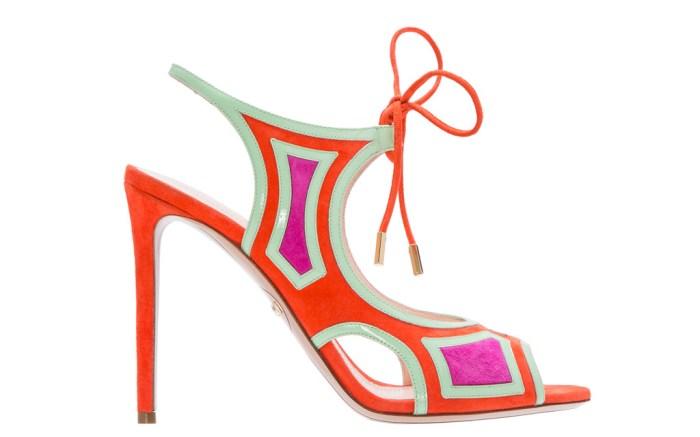 Nicholas Kirkwood spring 2016 shoes