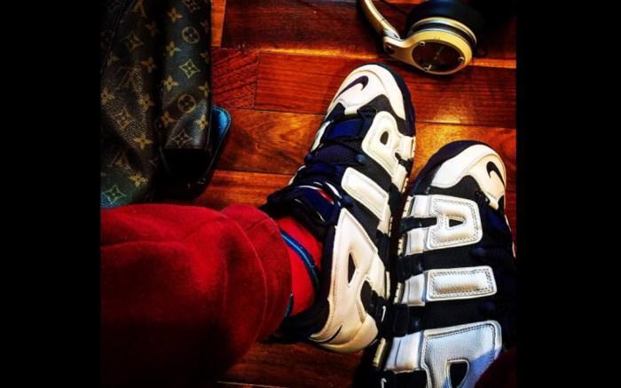 Nick Cannon Nike Sneakers Instagram