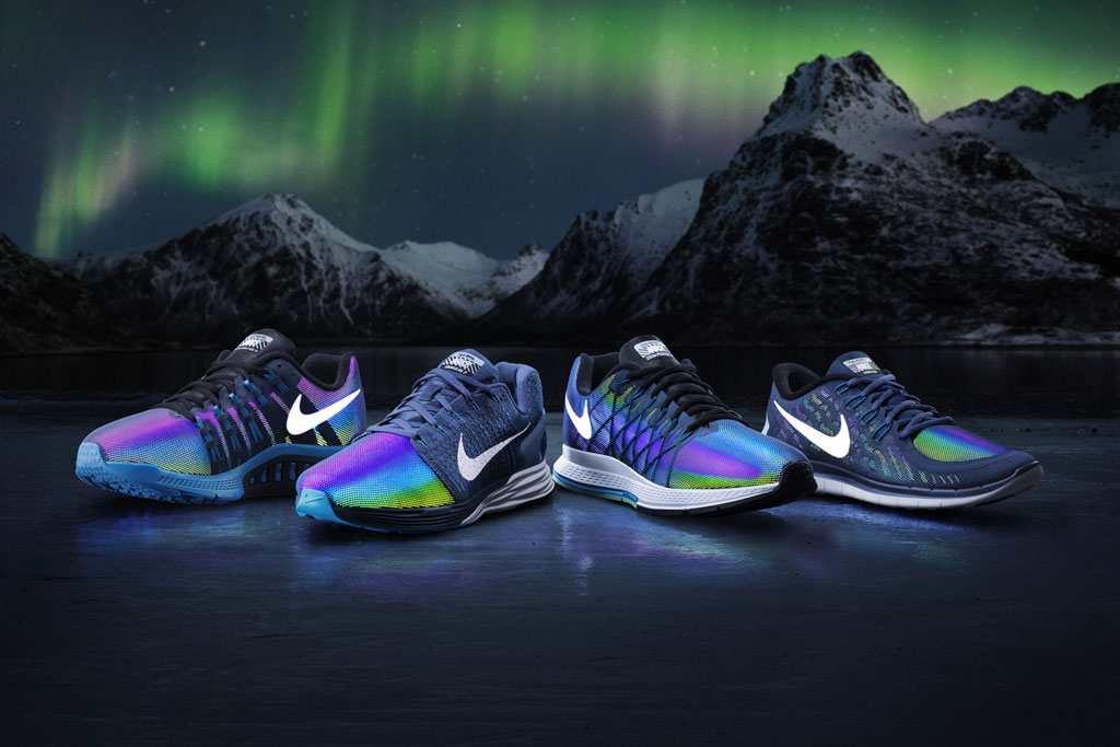 Reflective Running Shoes – Footwear