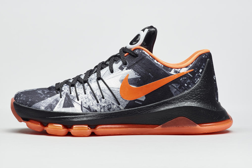 Kevin Durant Nike KD8 Opening Night