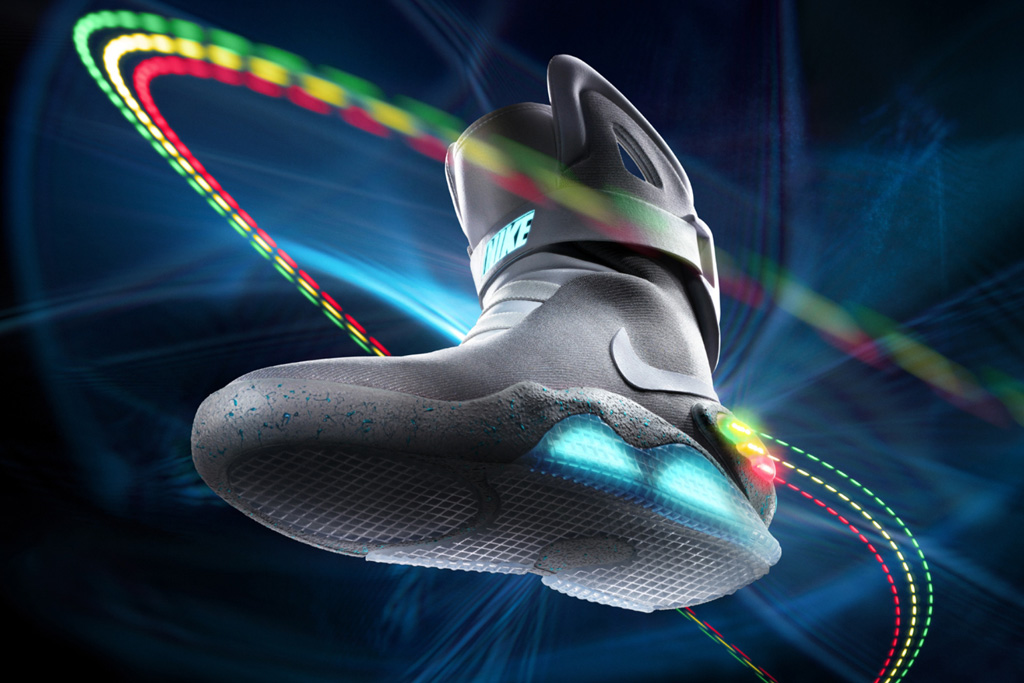 Nike Air Mag Back to the Future II