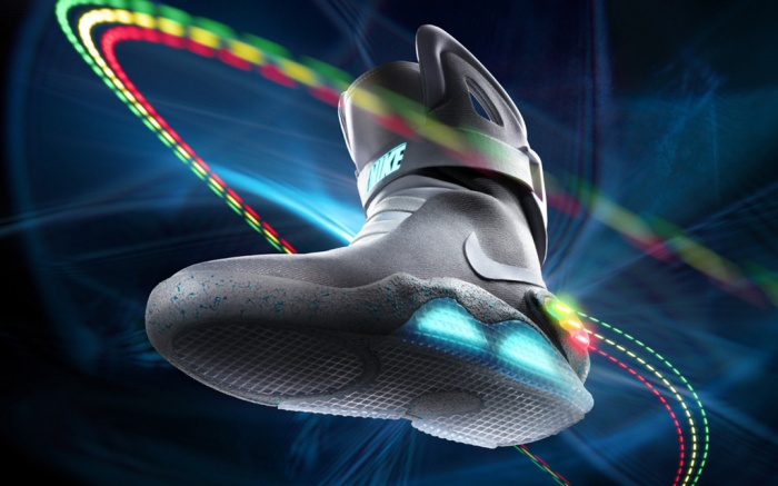 Nike Air Mag Back to the Future II