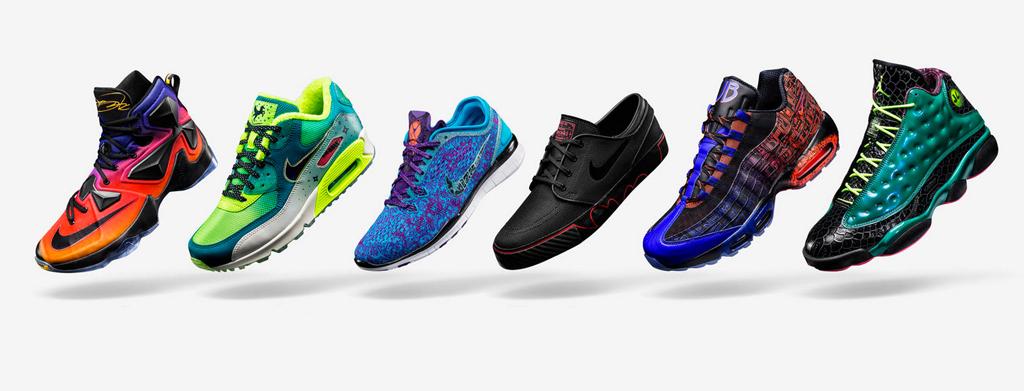 Nike OHSU Doernbecher Children's Hospital Freestyle Collection