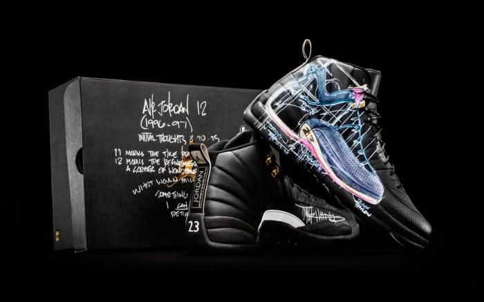 Nike Doernbecher Air Jordan 12
