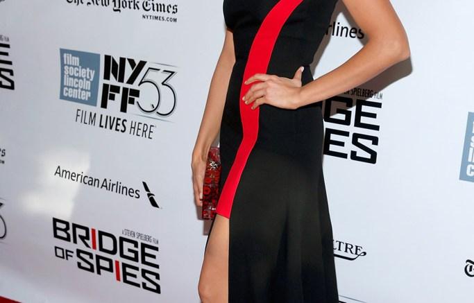 Nina Dobrev Bridge of Spies movie premiere