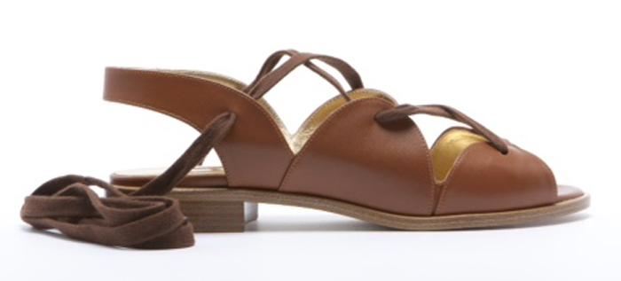 Walter Steiger Maison Rabih Kayrouz sandals spring '16