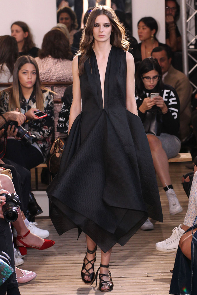 Rabih Kayrouz spring '16 Paris Fashion Week