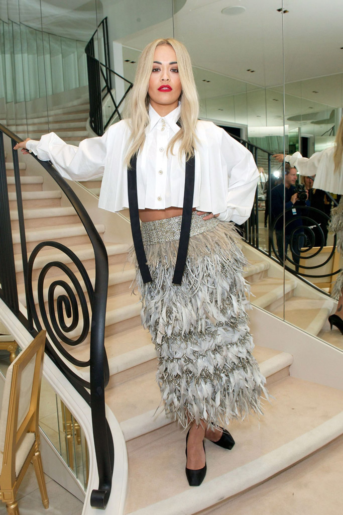 Chanel's Mademoiselle Privé Party