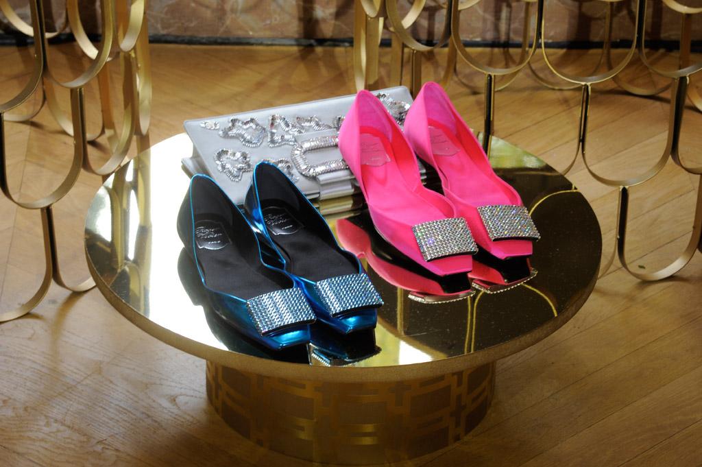 Roger Vivier spring 2016 shoes