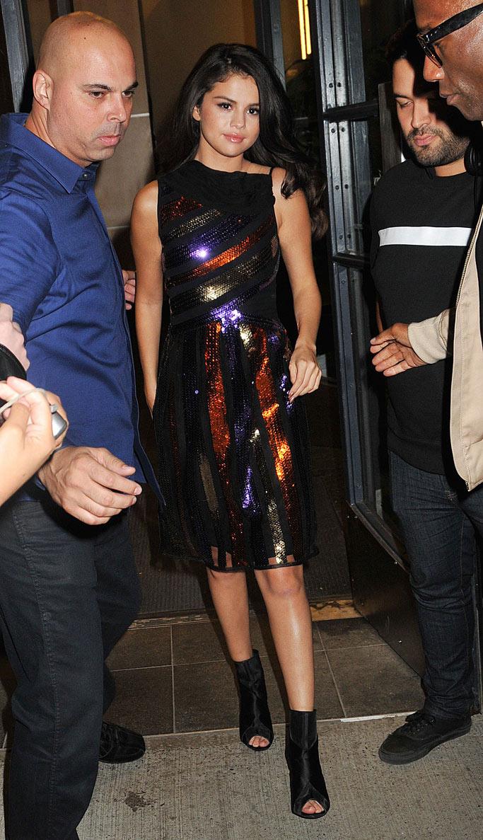 Selena Gomez Giuseppe Zanotti
