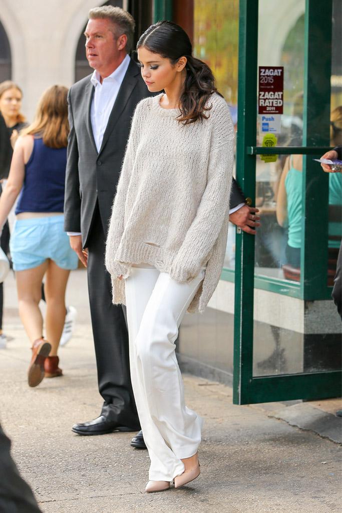 Selena Gomez Shoe Style