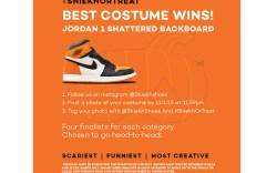 Shiekh Or Treat Air Jordan 1
