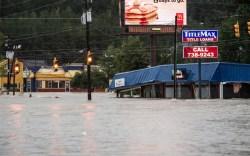 South Carolina Floods 2015 Hurricane Joaquin