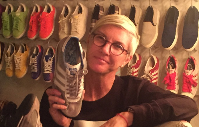 Stacey Griffith Soul Cycle Adidas