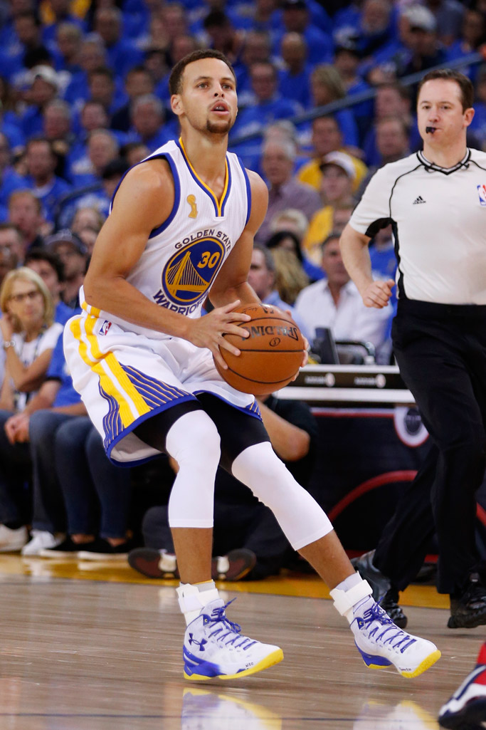 Stephen Curry Under Armour Curry Two Home