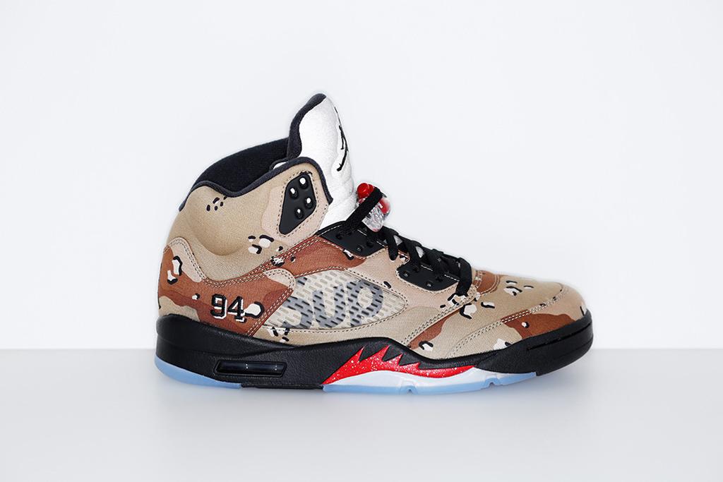 Supreme Air Jordan 5