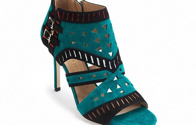 Tamara Mellon Spring '16 Shoe Collection