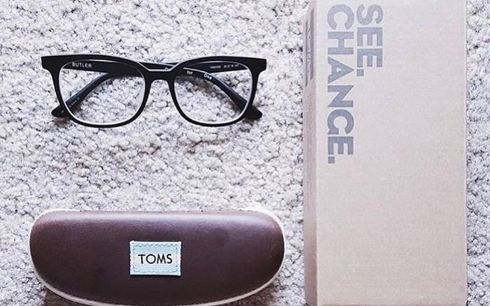 Toms Tinder Partnership