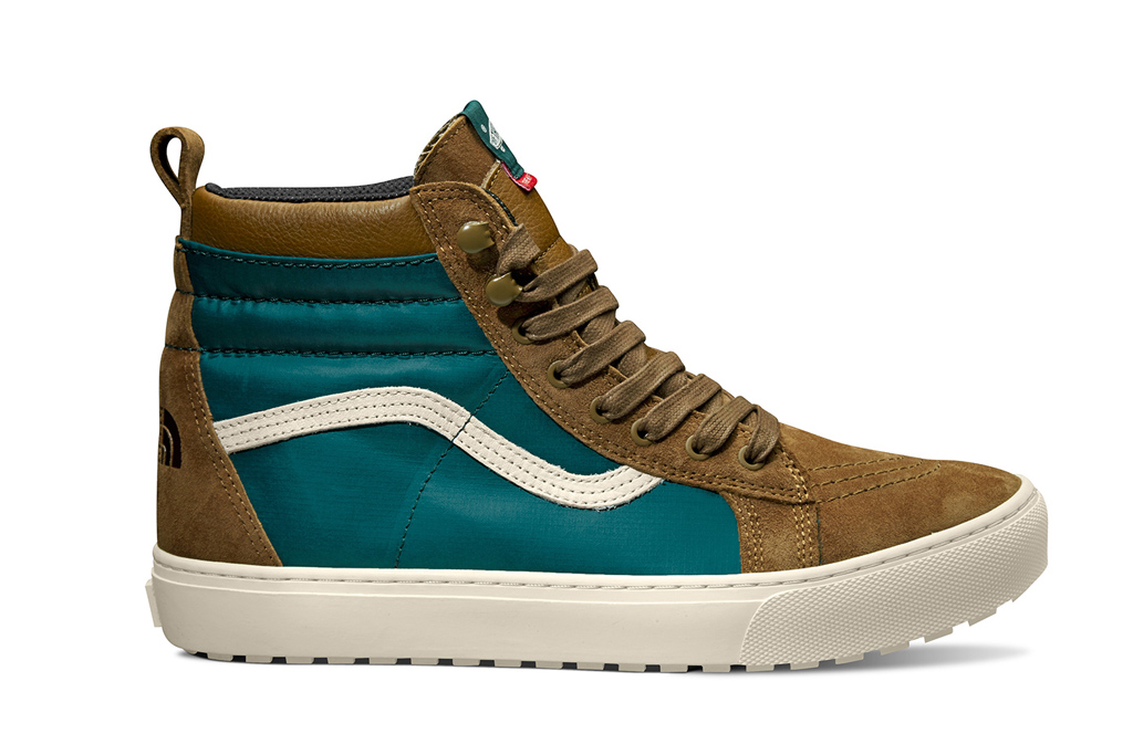Vault by Vans x The North Face.