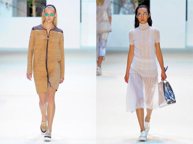 Akris Spring '16 Paris Fashion Week Show