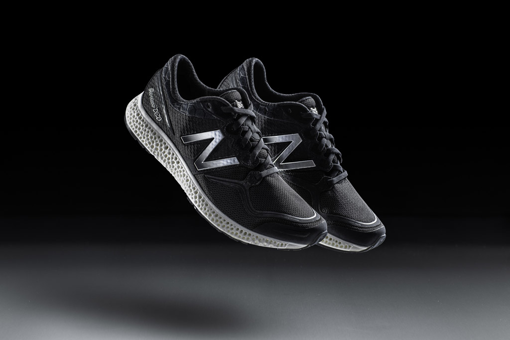 New Balance 3D Printed Midsole Running Shoe
