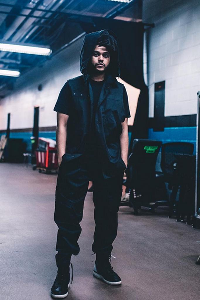 Alexander Wang The Weeknd Collaboration