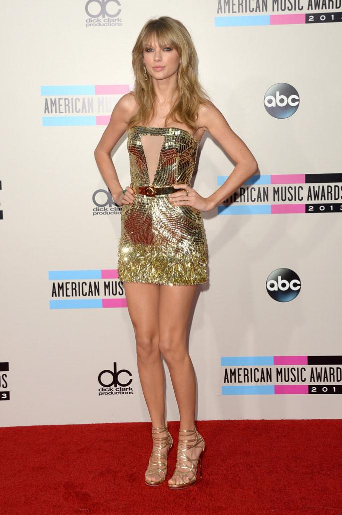 Taylor Swift AMAs 2013