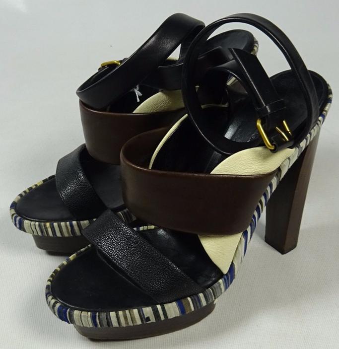 Kylie Jenner Balenciaga Sandals eBay Auction