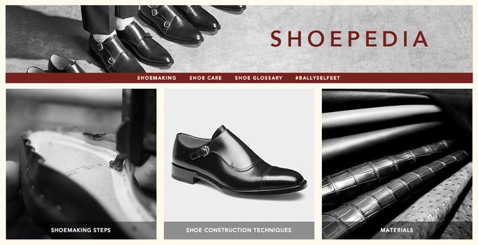 bally shoepedia