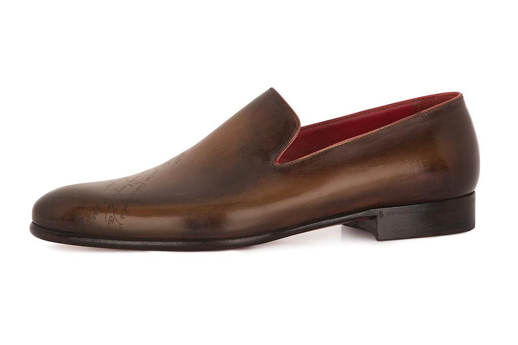 berluti spring 16 loafer