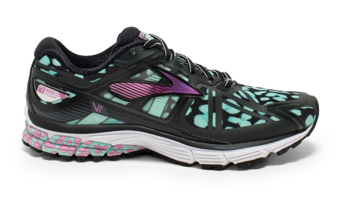 Brooks Ghost Urban Jungle Collection