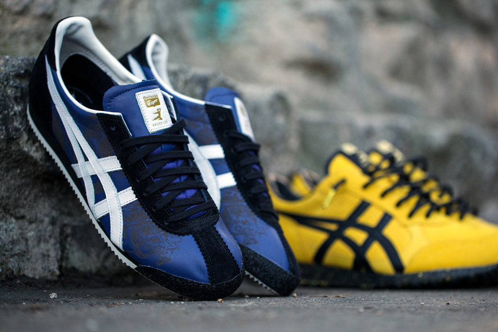 Bait x Onitsuka Tiger Collab On Bruce