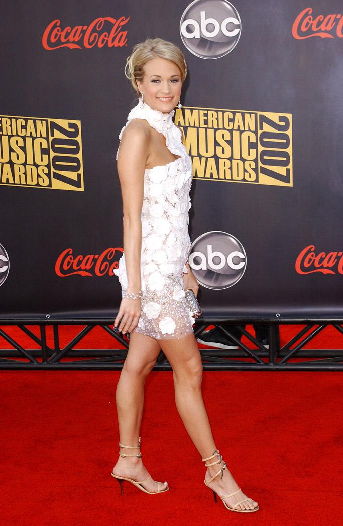 Carrie Underwood Shoe Style