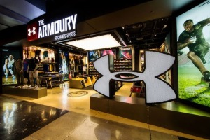 The Armoury at Champs
