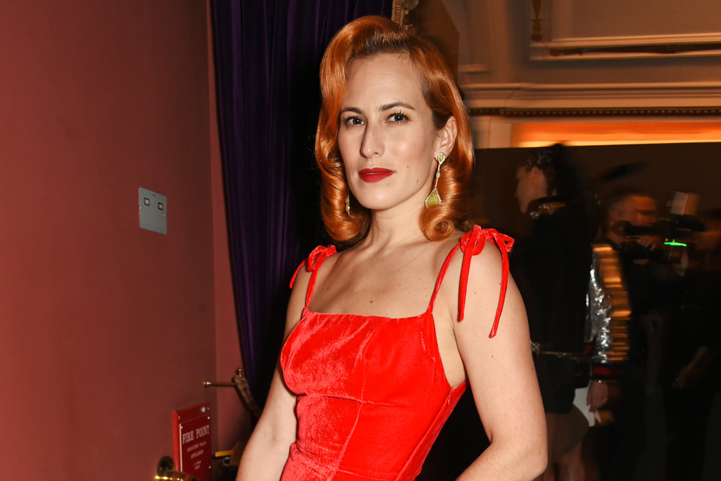 Charlotte Olympia Wins Accessory Designer Of The Year Award At Bfas Footwear News