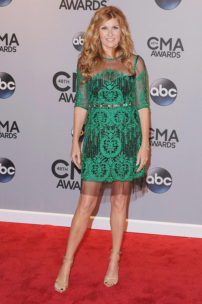 Connie Britton CMA Awards