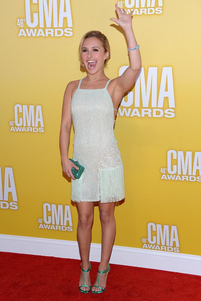 Hayden Panettiere CMA Awards